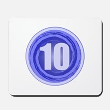 10th Birthday Mousepad