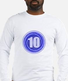 10th Birthday Long Sleeve T-Shirt
