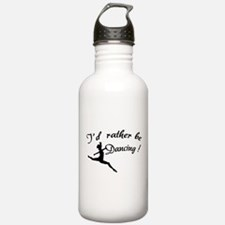 I'd rather be dancing ! Water Bottle