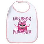 Little Monster Natasha Bib