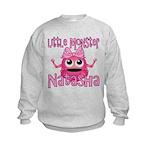 Little Monster Natasha Kids Sweatshirt