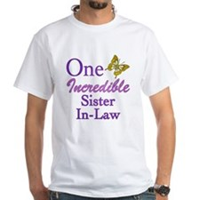 One Incredible Sister-In-Law Shirt