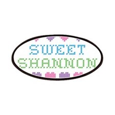 Sweet SHANNON Patches