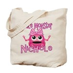 Little Monster Nichole Tote Bag