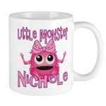 Little Monster Nichole Mug