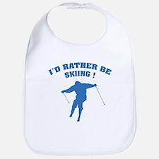 I'd rather be skiing ! Bib
