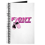 Fight Breast Cancer Pink Boxi Journal