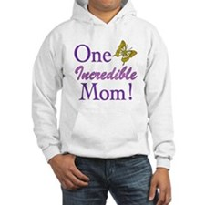 One Incredible Mom Hoodie