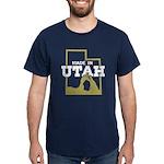 Made In Utah Dark T-Shirt