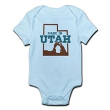 Made In Utah Infant Bodysuit