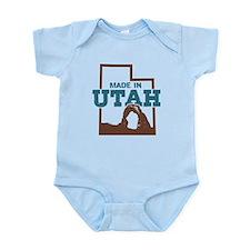 Made In Utah Onesie