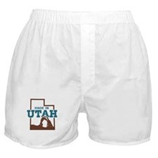 Made In Utah Boxer Shorts