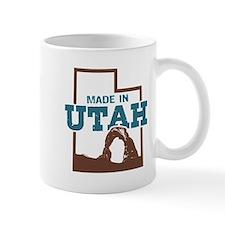 Made In Utah Small Mug