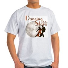 Retro Dancing with the Stars T-Shirt