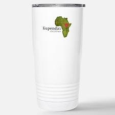 Kupenda Logo Stainless Steel Travel Mug