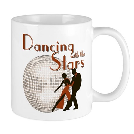 Retro Dancing with the Stars Mug
