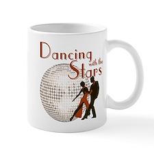Retro Dancing with the Stars Mug