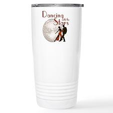 Retro Dancing with the Stars Travel Mug