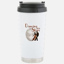 Retro Dancing with the Stars Travel Mug