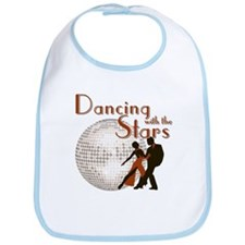 Retro Dancing with the Stars Bib