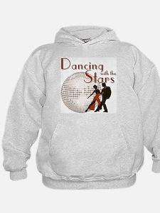Retro Dancing with the Stars Kid's Hoodie