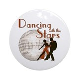 Dancingwiththestarstv Round Ornaments