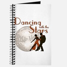 Retro Dancing with the Stars Journal