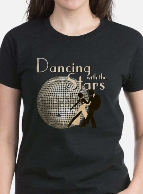 Retro Dancing with the Stars Tee