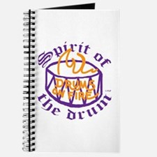 DRUMS ON FIRE™ Journal