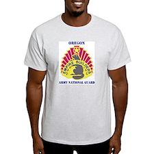 DUI-OREGON ANG WITH TEXT T-Shirt