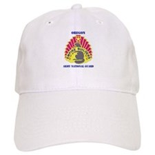DUI-OREGON ANG WITH TEXT Baseball Cap