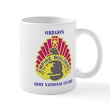 DUI-OREGON ANG WITH TEXT Mug