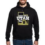 Utah Boy Hoodie (dark)