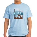 Utah Boy Light T-Shirt