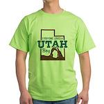 Utah Boy Green T-Shirt