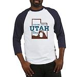 Utah Boy Baseball Jersey