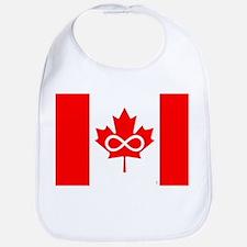 Canadian Metis Flag Bib