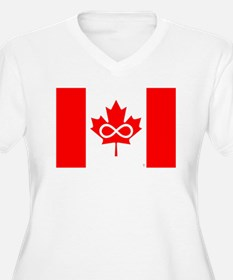 Canadian Metis Flag T-Shirt