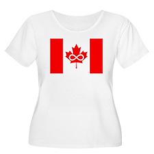 Canadian Metis Flag T-Shirt