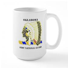 DUI-OKLAHOMA ANG WITH TEXT Mug