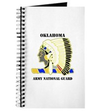 DUI-OKLAHOMA ANG WITH TEXT Journal