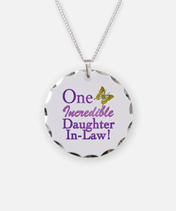 One Incredible Daughter-In-Law Necklace