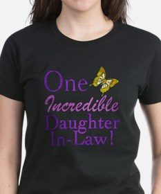 One Incredible Daughter-In-Law Tee