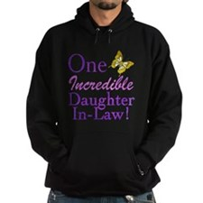 One Incredible Daughter-In-Law Hoody