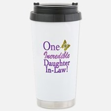 One Incredible Daughter-In-Law Travel Mug