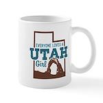 Utah Girl Mug