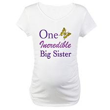 One Incredible Big Sister Shirt