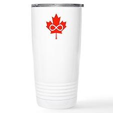 Canadian Metis Flag Travel Mug