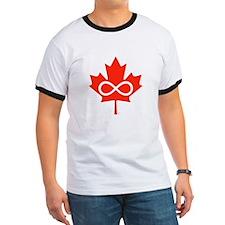 Canadian Metis Flag T