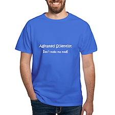 Agitated Scientist T-Shirt